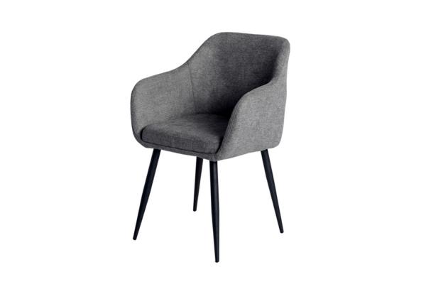 Кресло OKAY8709 (меланж серый) купить в салоне-студии мебели Барселона mnogospalen.ru много спален мебель Италии классические современные